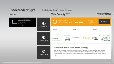 Bitdefender Insight